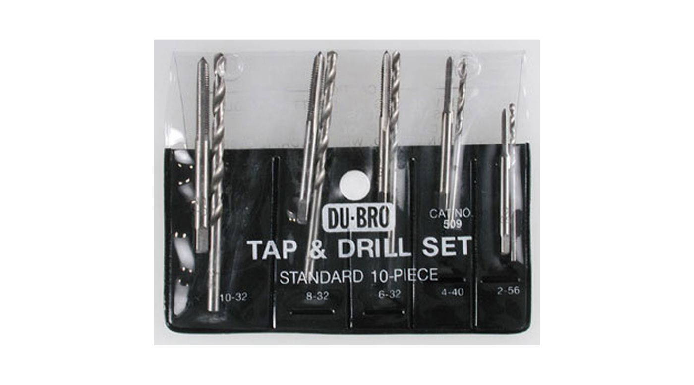 Image for Tap & Drill Set, Standard from HorizonHobby