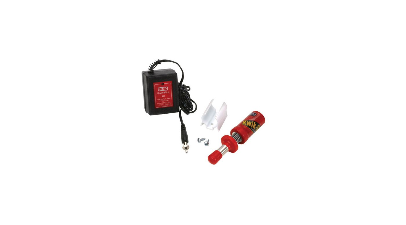 Image for Kwik Start Glo-Ignitor with Charger from HorizonHobby