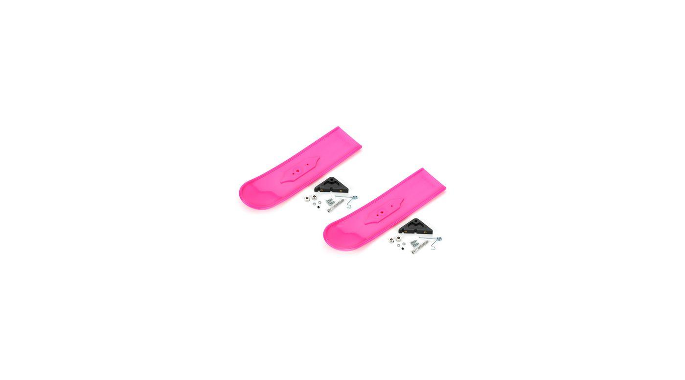 Image for Snowbird Main Skis, Pink: .20-.60 from HorizonHobby