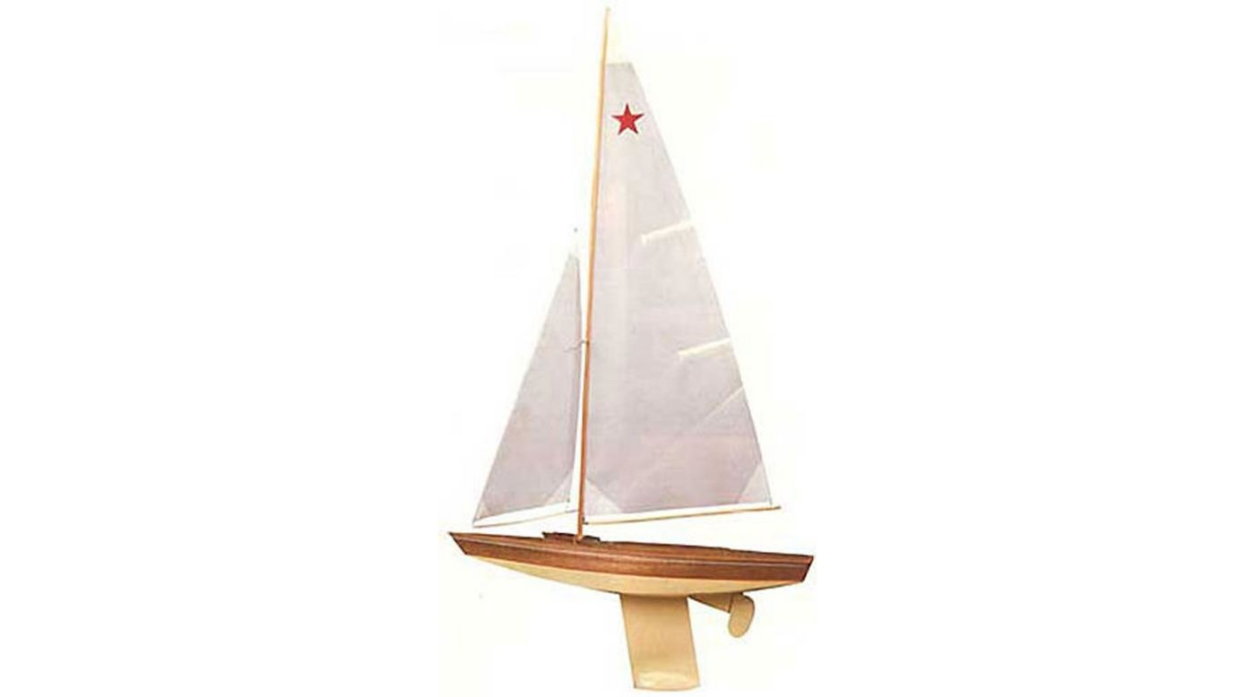 Image for 1911 Star Class Sailboat Kit, 30