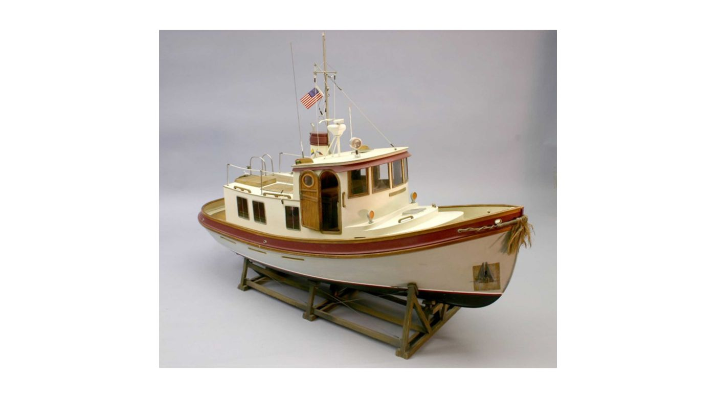 Image for The Lord Nelson Victory Tug Boat Kit from HorizonHobby