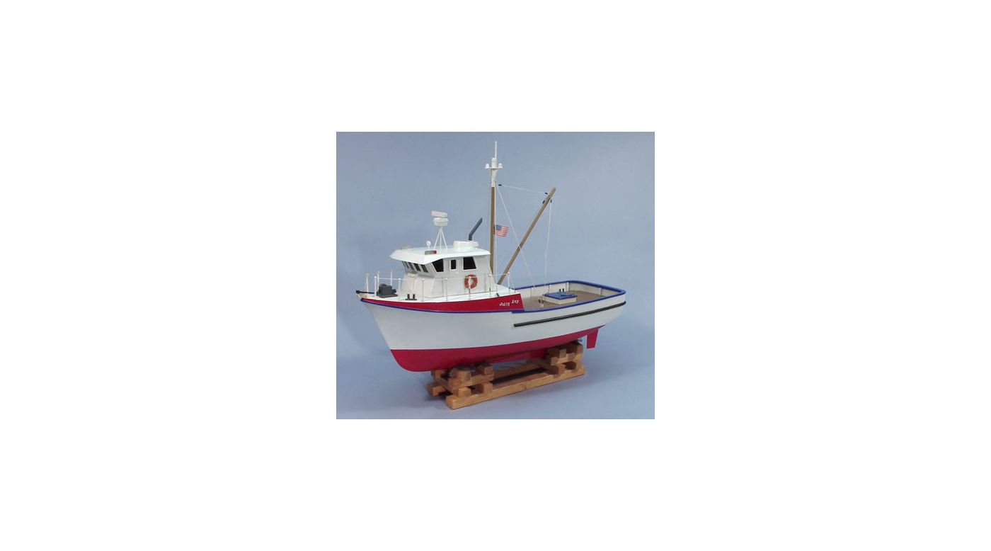 Image for The Jolly Jay Trawler Boat Kit from HorizonHobby