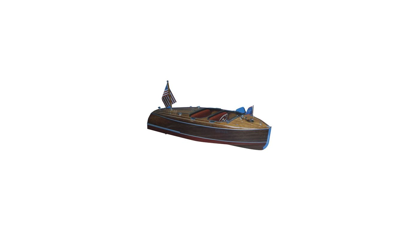 Image for 1940 19' Chris Craft Barrel Back Boat Kit from HorizonHobby