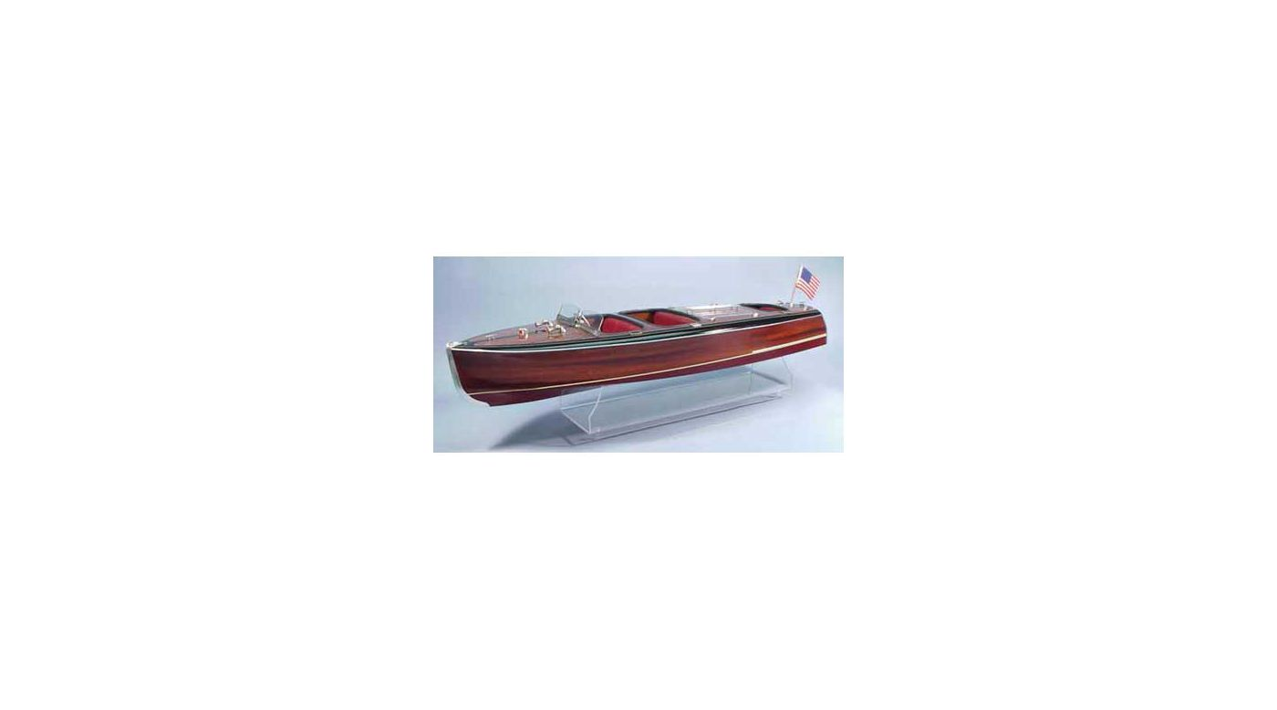 Image for Chris Craft Triple Cockpit Barrel Back Boat Kit from HorizonHobby