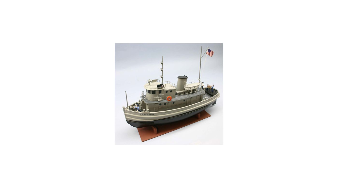 Image for 1/48 U.S. Army ST-74 Tug Boat Kit, 18