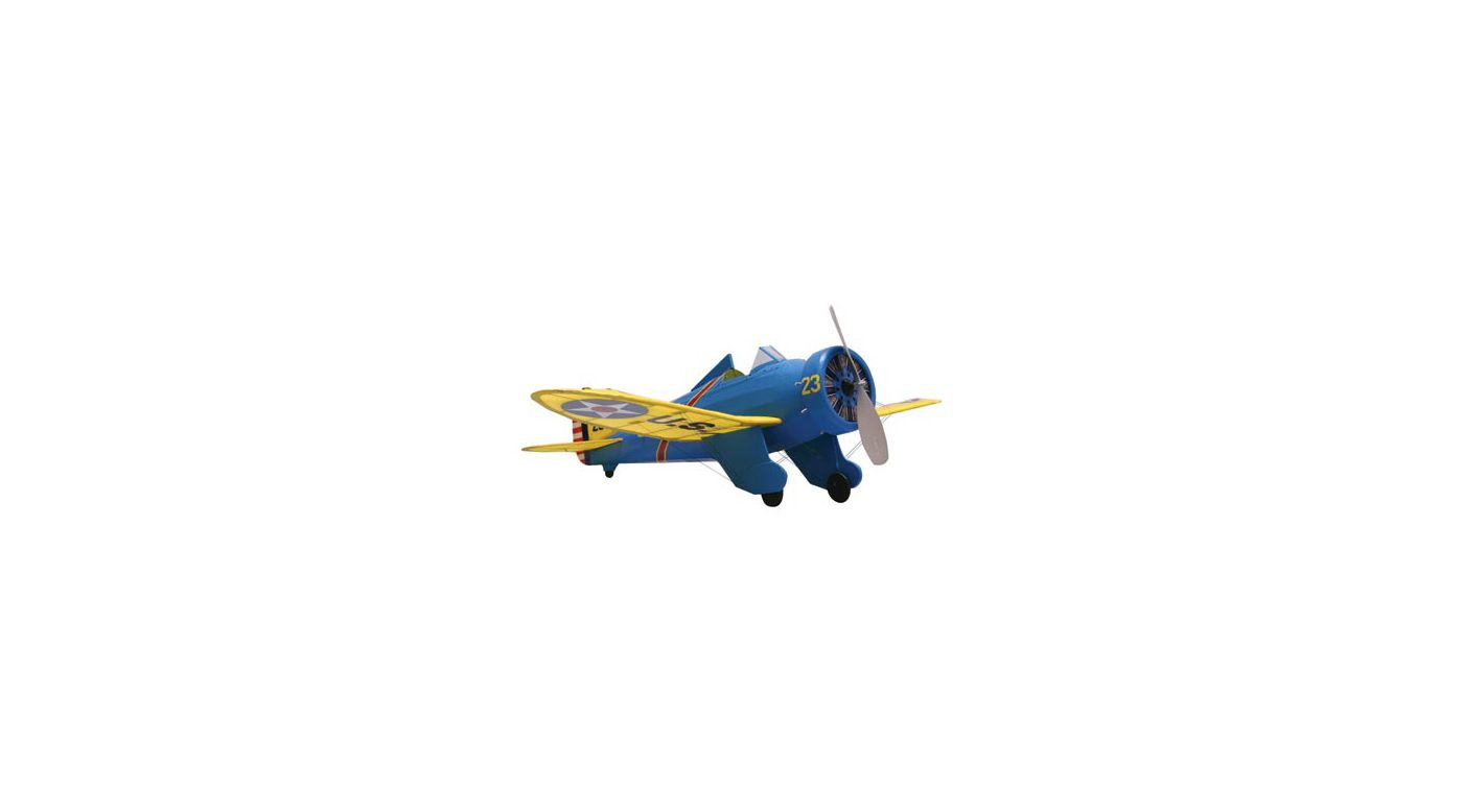 Image for P-26 Peashooter from HorizonHobby