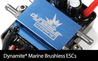 Dynamite Brushless Marine ESC