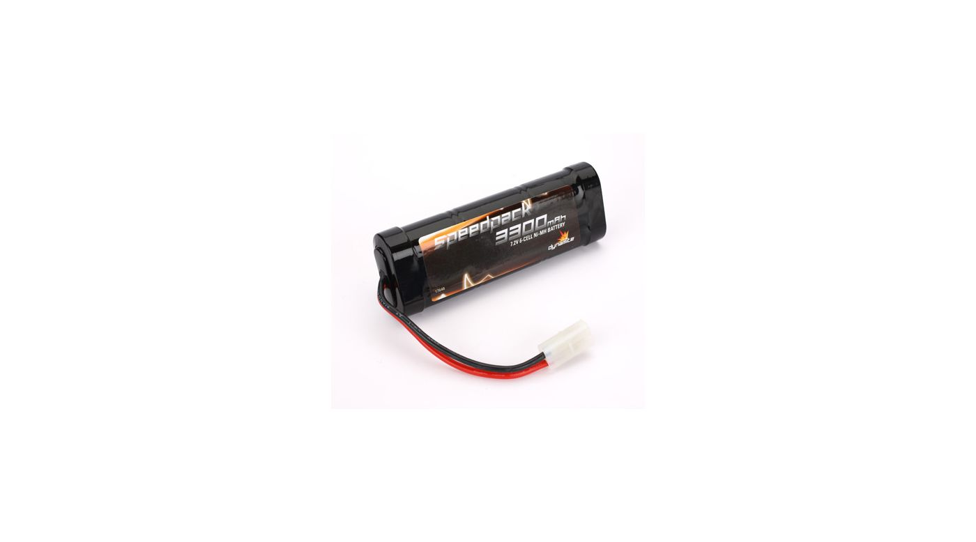 Image for Speedpack 7.2V 3300mAh NiMH 6-Cell Flat with TAM Conn from HorizonHobby
