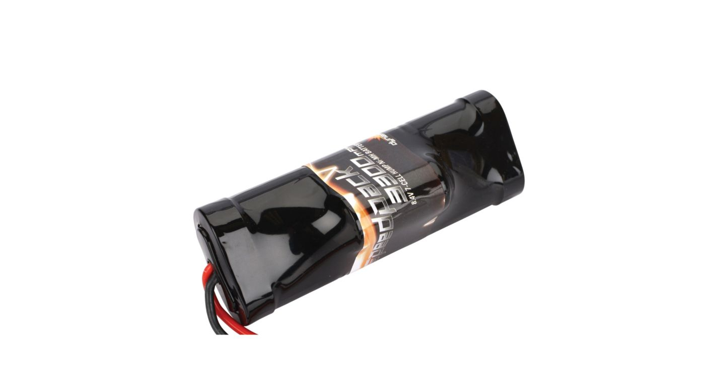 Image for Speedpack 8.4V 3300mAh NiMH 7-Cell Hump with TRA Conn from HorizonHobby