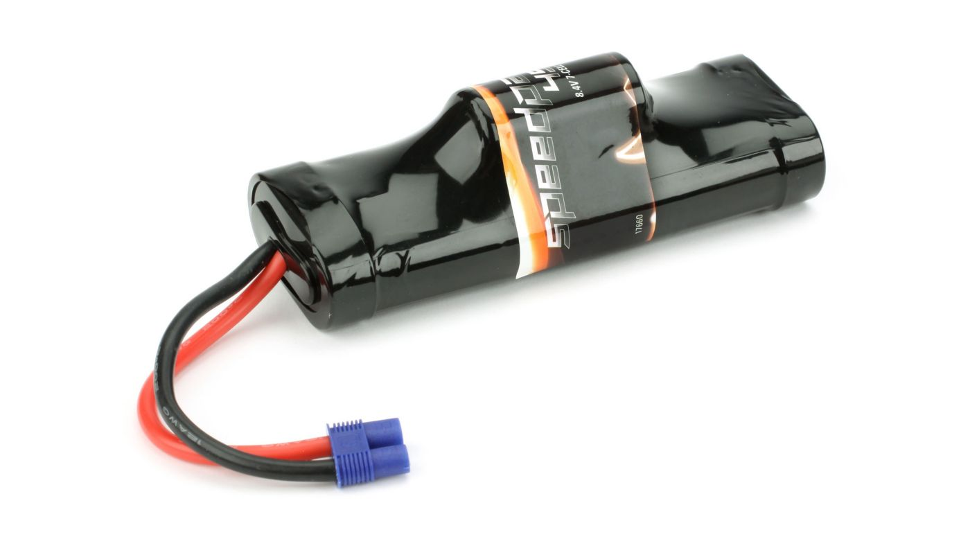 Image for Speedpack 8.4V 4500mAh NiMH 7-Cell Hump with EC3 Conn from HorizonHobby