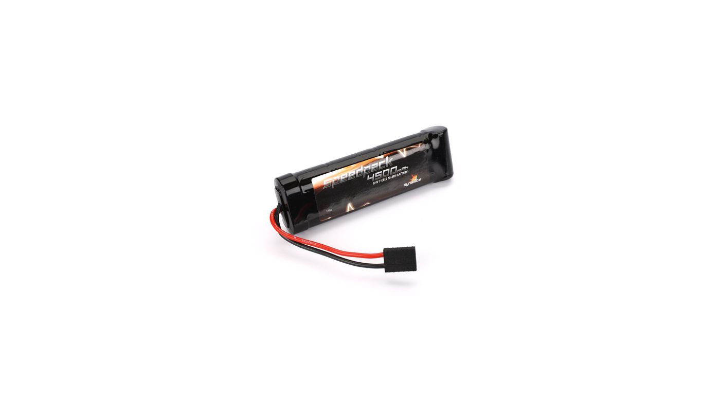 Image for Speedpack 8.4V 4500mAh NiMH 7-Cell Flat with TRA Conn from HorizonHobby