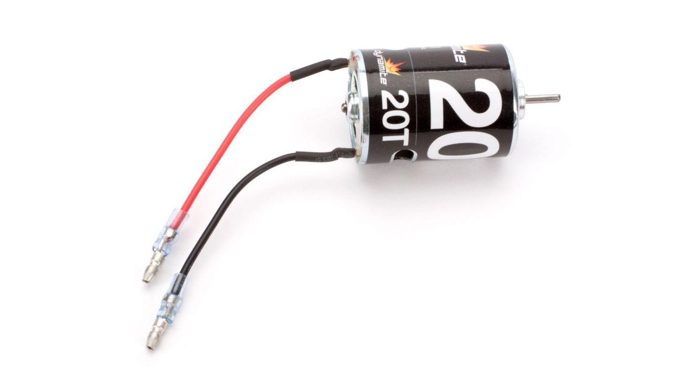 Image for Dynamite 20-Turn Brushed Motor from HorizonHobby