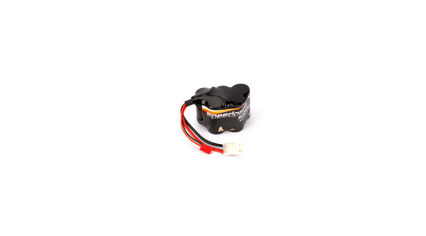 Image for Speedpack 6V 5100mAh NiMH 5-Cell Hump Receiver Pack: Baja, 5B, 5T, 2.0 from HorizonHobby