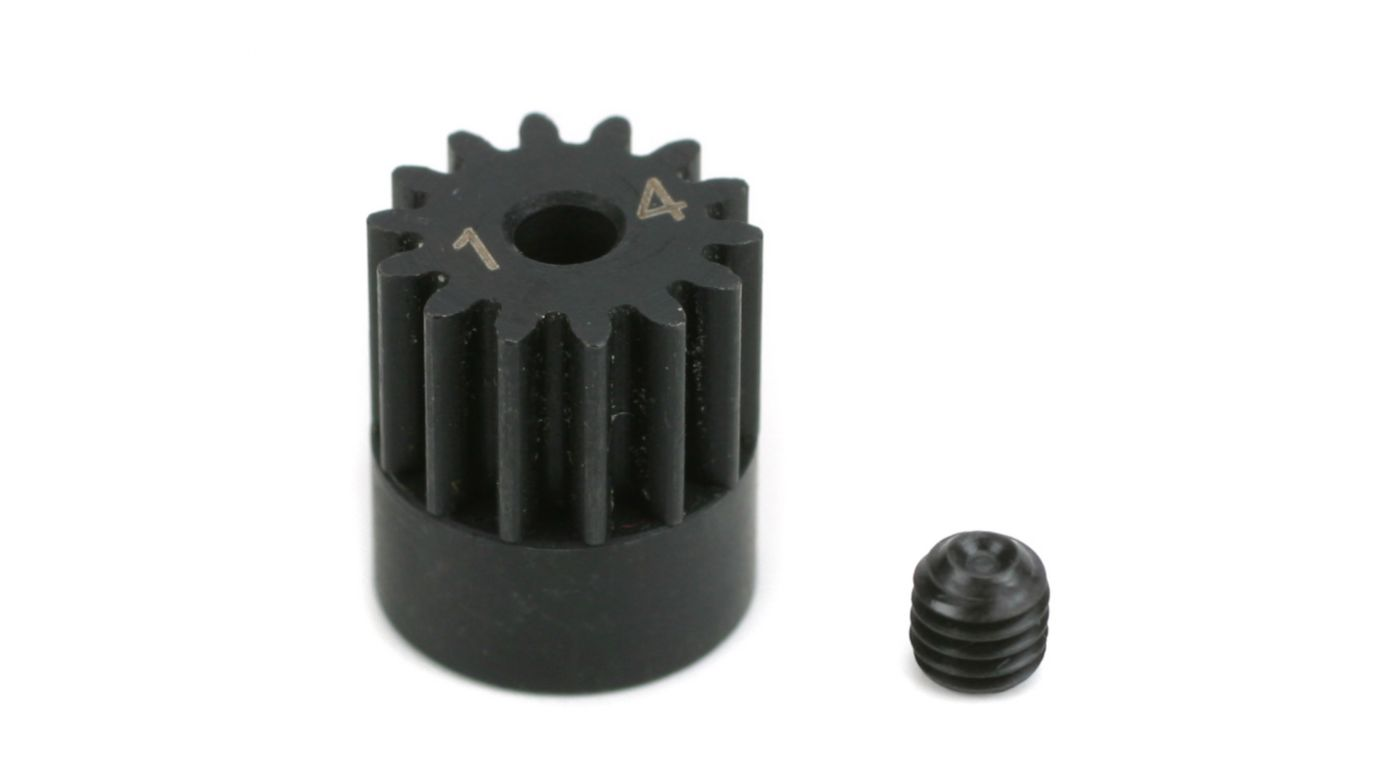 Image for Mini Pinion Gear 14 Tooth from HorizonHobby