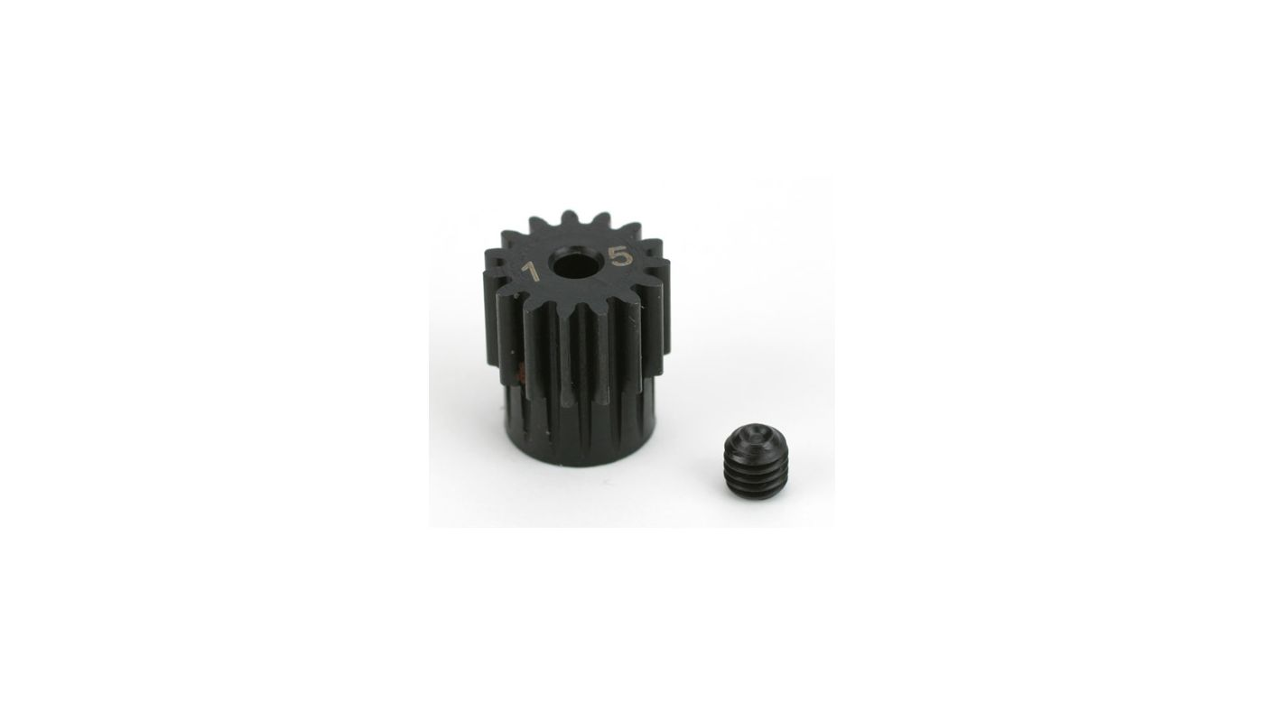 Image for Mini Pinion Gear 15 Tooth from HorizonHobby