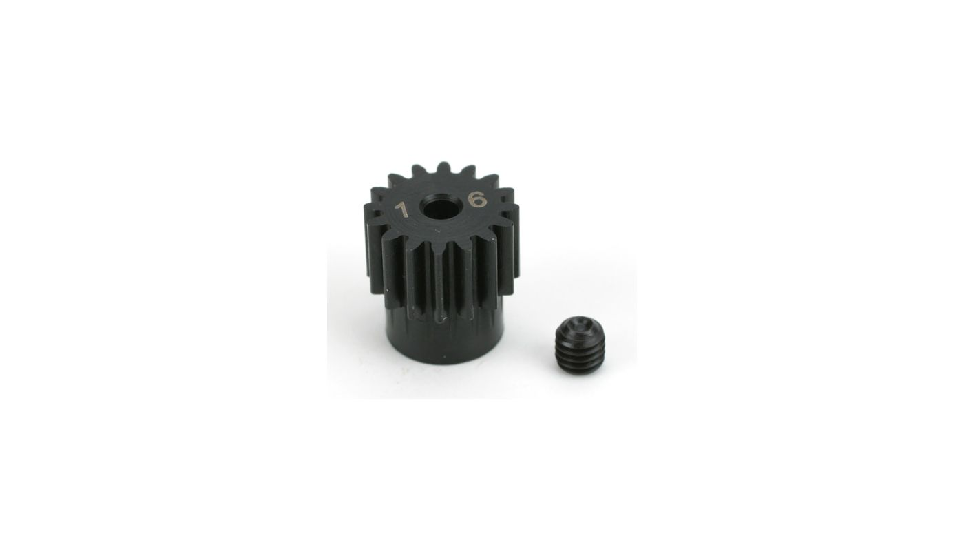 Image for Mini Pinion Gear 16 Tooth from HorizonHobby