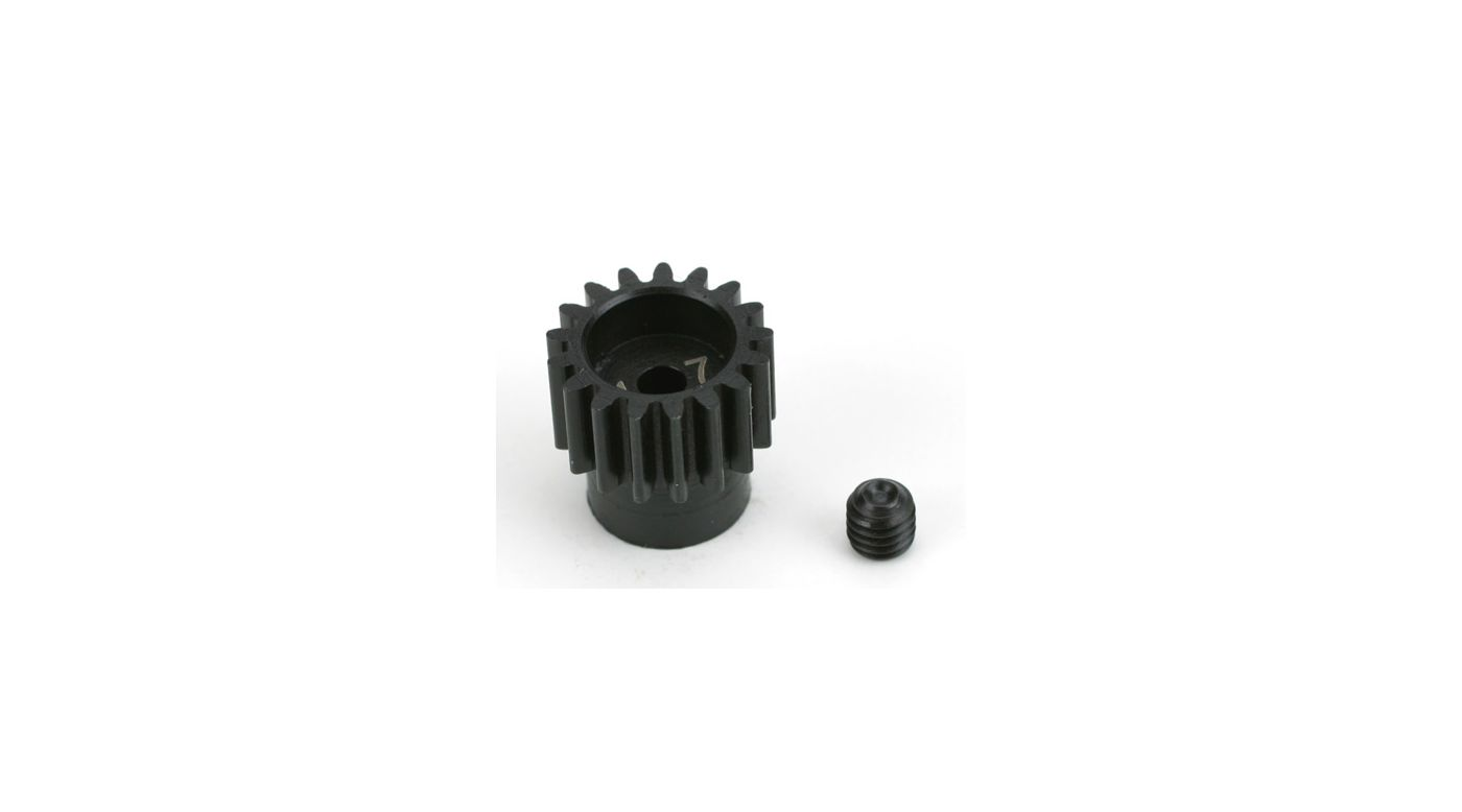 Image for Mini Pinion Gear 17 Tooth from HorizonHobby