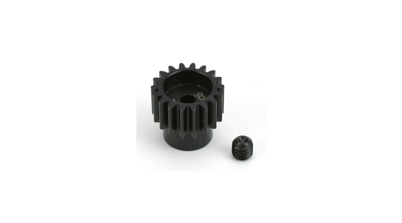 Image for Mini Pinion Gear 18 Tooth from HorizonHobby