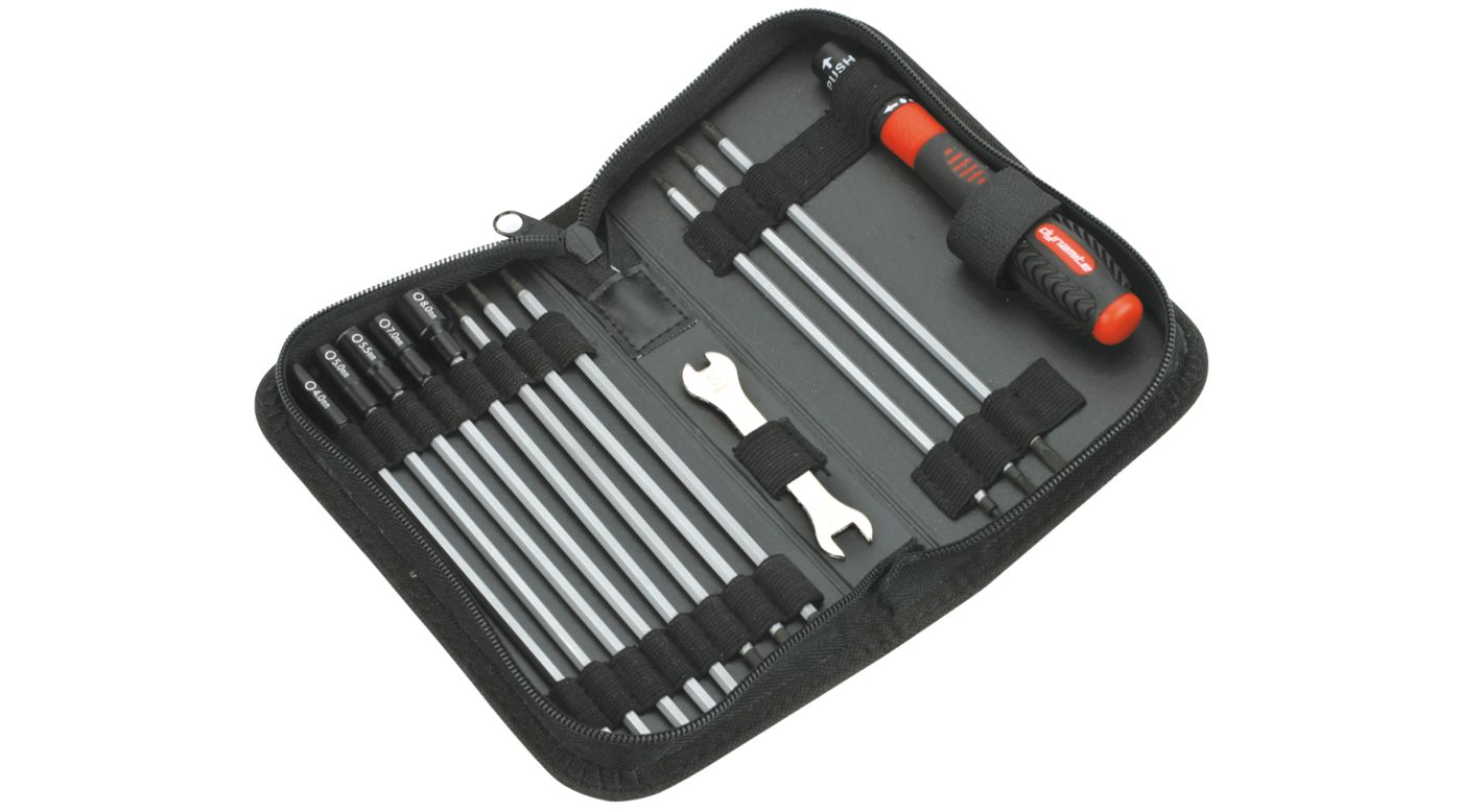 Image for Startup Tool Set for Traxxas Vehicles from HorizonHobby
