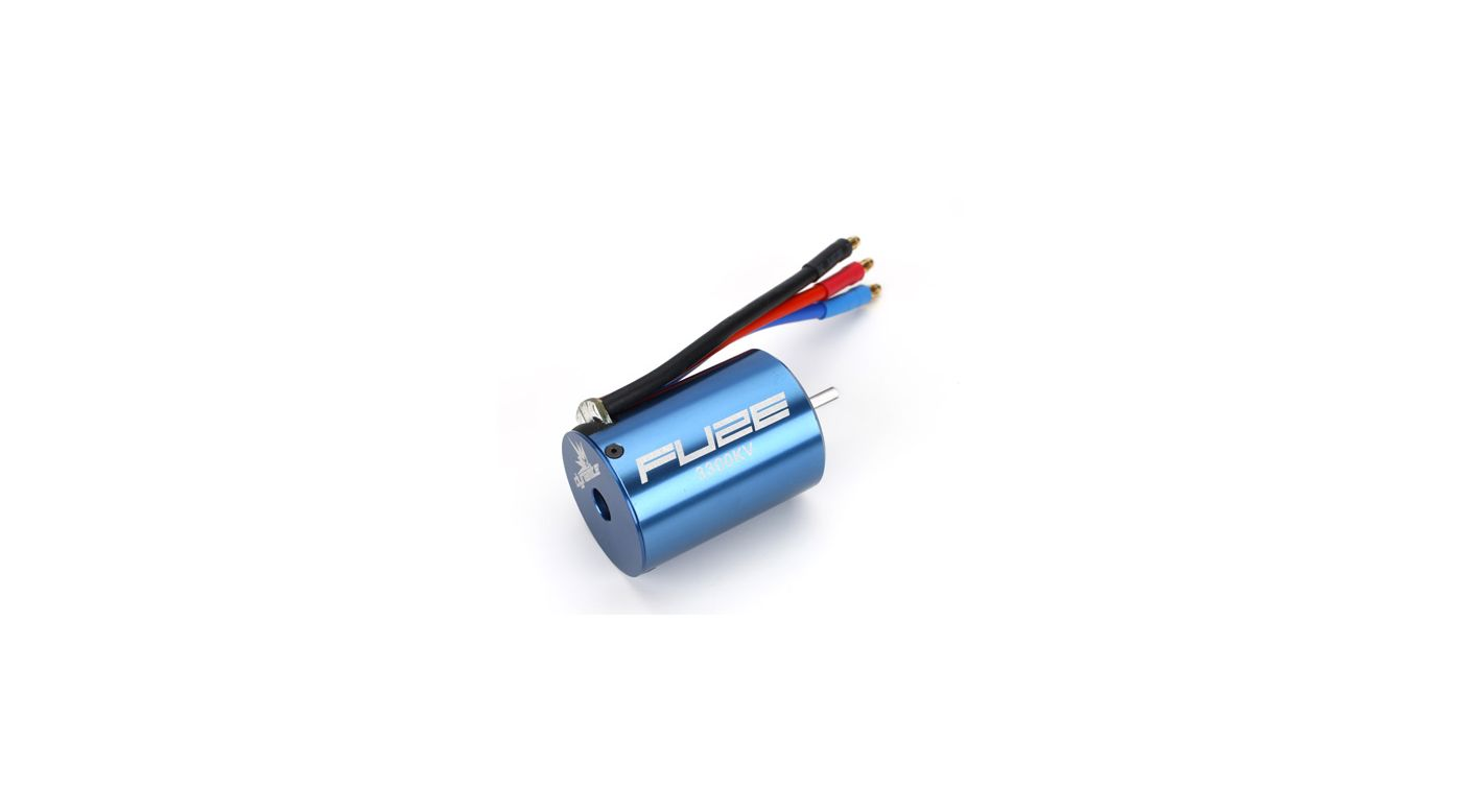 Image for Fuze 1/10 Brushless Motor, Short Course 3300Kv from Horizon Hobby