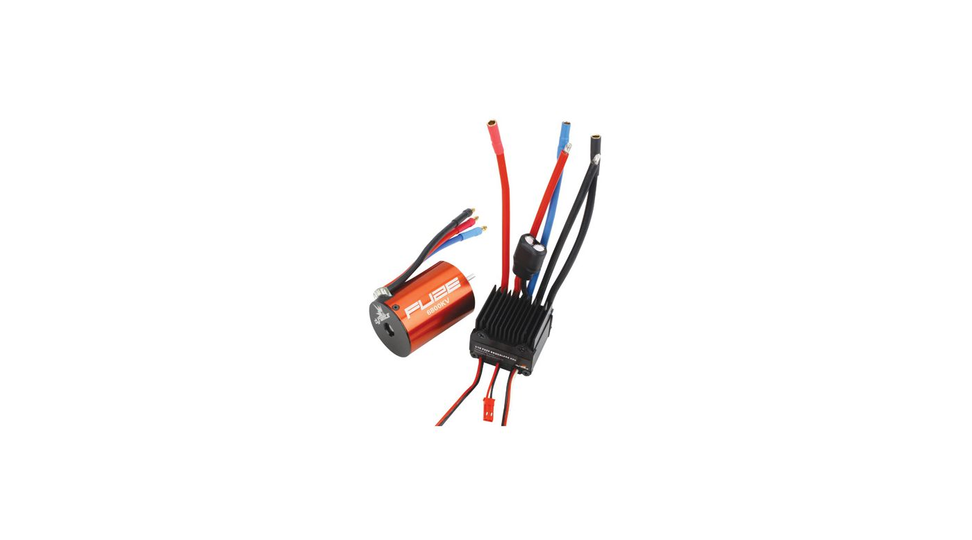 Image for Fuze 1/10 6800Kv ESC/Motor Combo from HorizonHobby