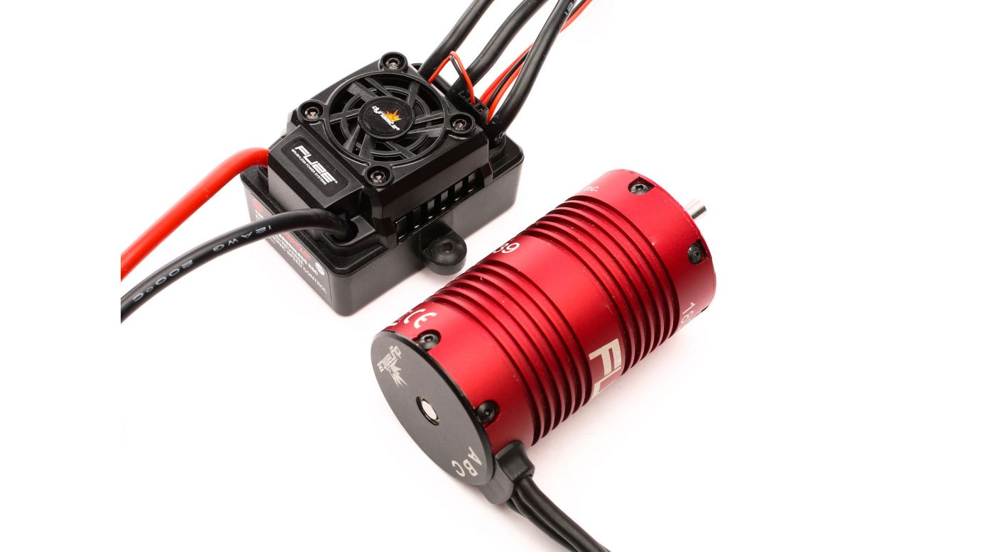 Image for Fuze 1/8 1800Kv ESC/Motor Combo from HorizonHobby