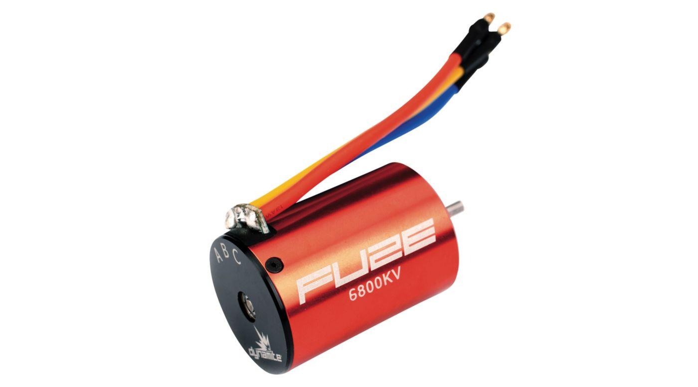 Image for FUZE 1/10 Sensorless Brushless Motor 6800Kv from HorizonHobby