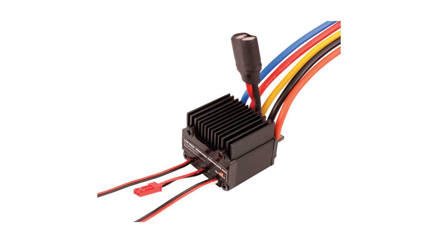 Image for FUZE 1/10 Sensored/Sensorless, Brushed/Brushless 70A ESC from HorizonHobby