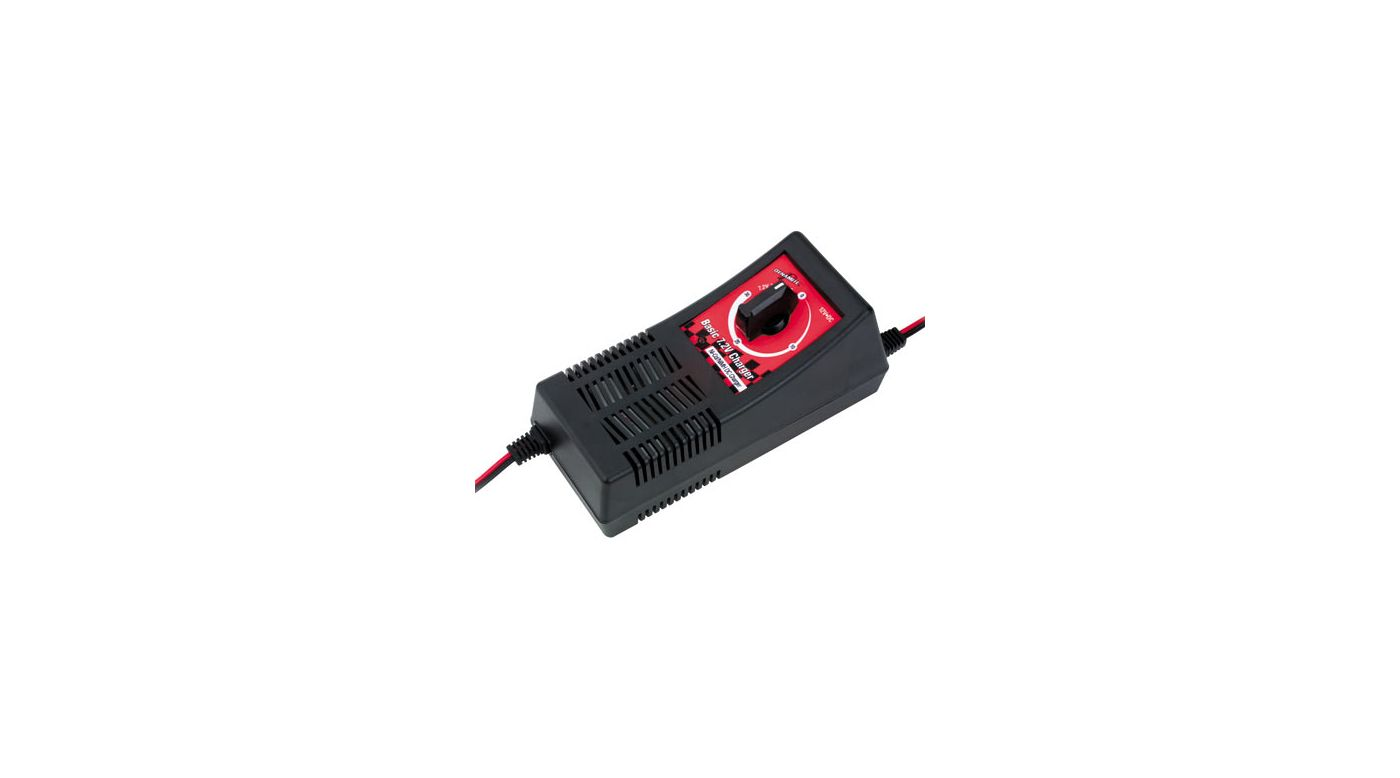 Image for Basic 7.2V DC Quick Charger from HorizonHobby