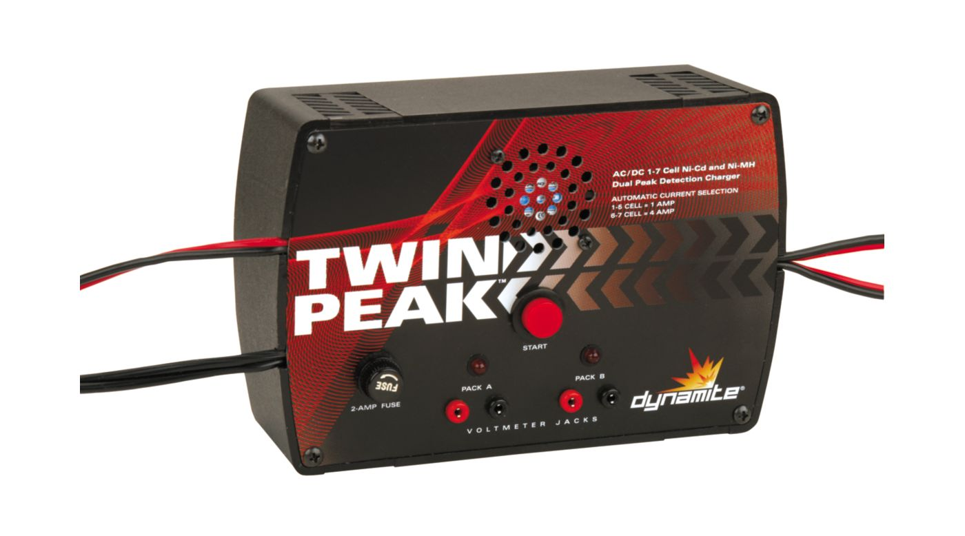 Twin Peak Ac Dc Dual Charger Horizonhobby Nicd Uses Leds Constant Current Image For From