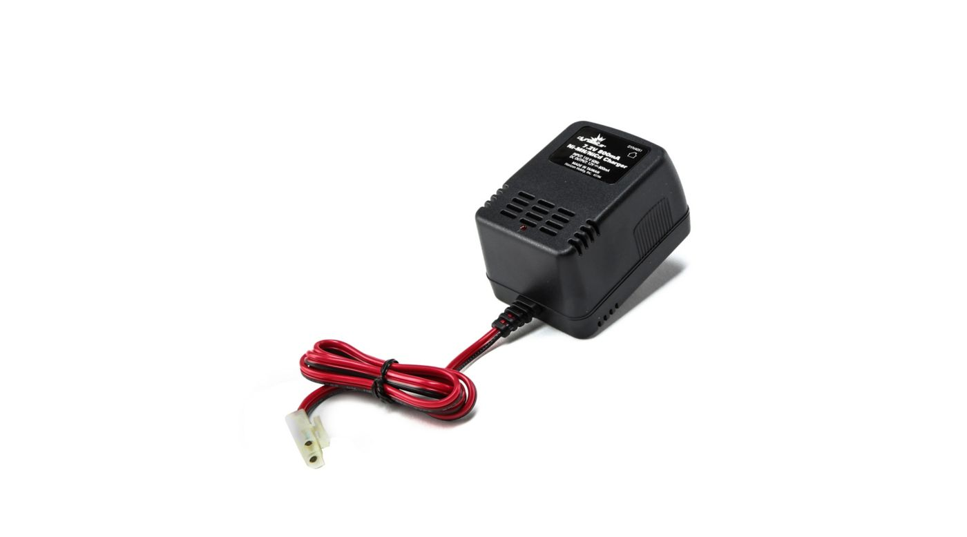 Image for 7.2V 800mA Ni-MH/Cd Wall Charger from HorizonHobby