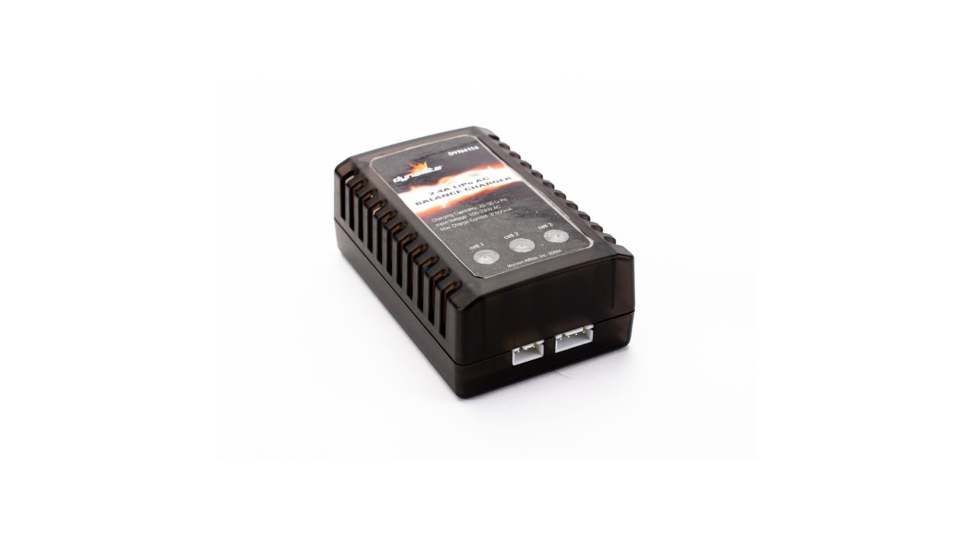 Image for 10W LiPo AC Balance Charger from HorizonHobby