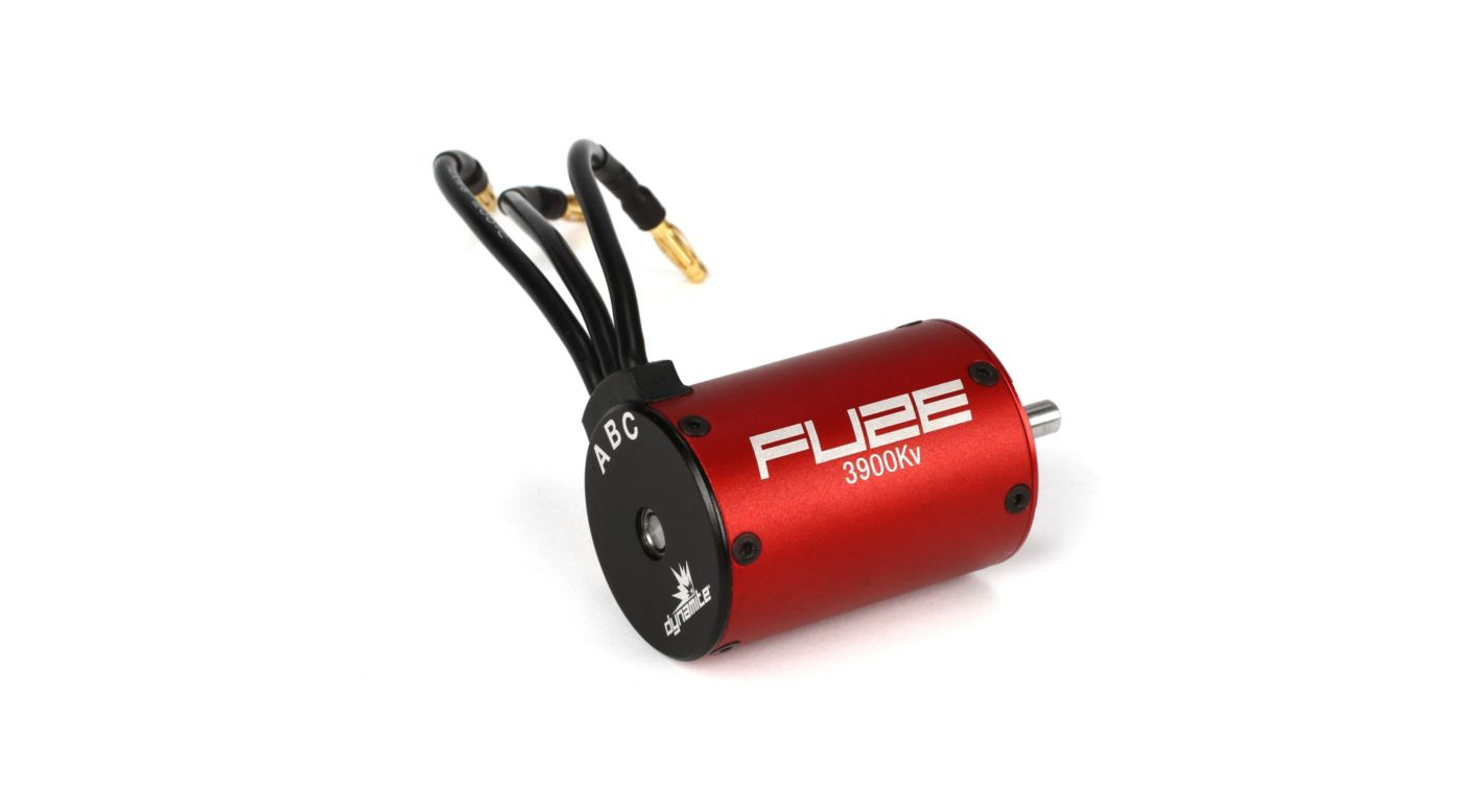 Image for Fuze 540 4P SCT Sensorless Brushless Motor from HorizonHobby
