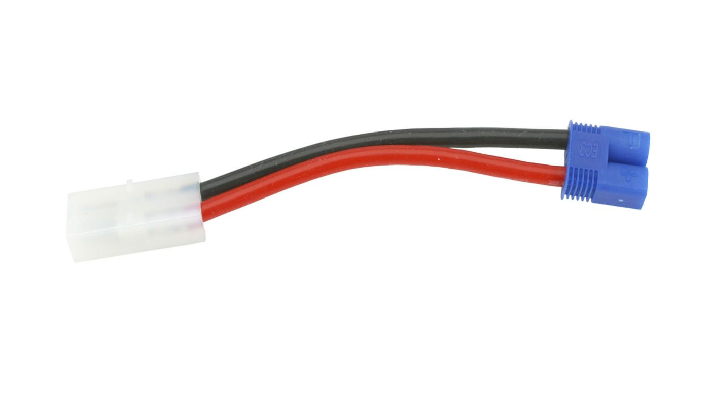 Image for Charge Adapter TAM Female: EC3 Fem/EC3 Device from HorizonHobby