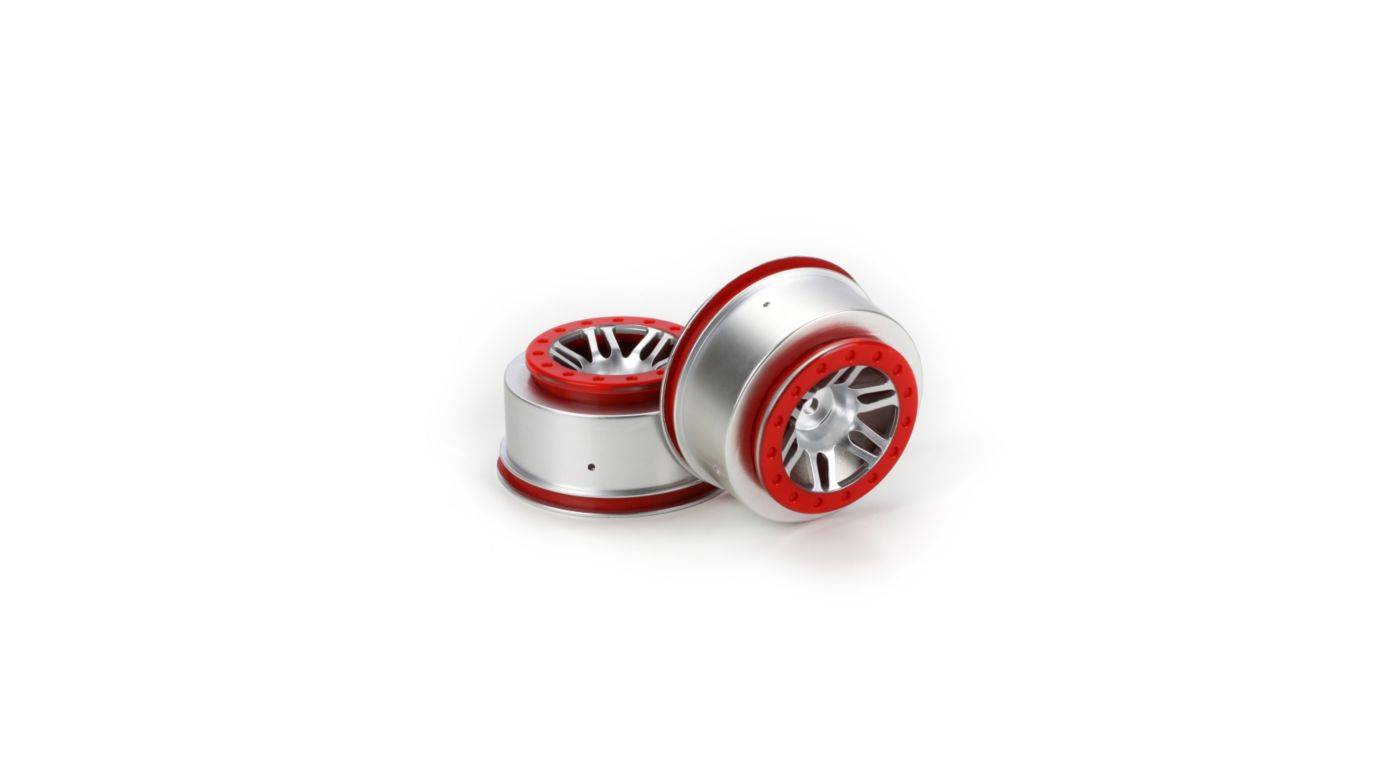 Image for SpeedTreads Short Course Wheels 3.0 X 2.2: ECX (2) from HorizonHobby