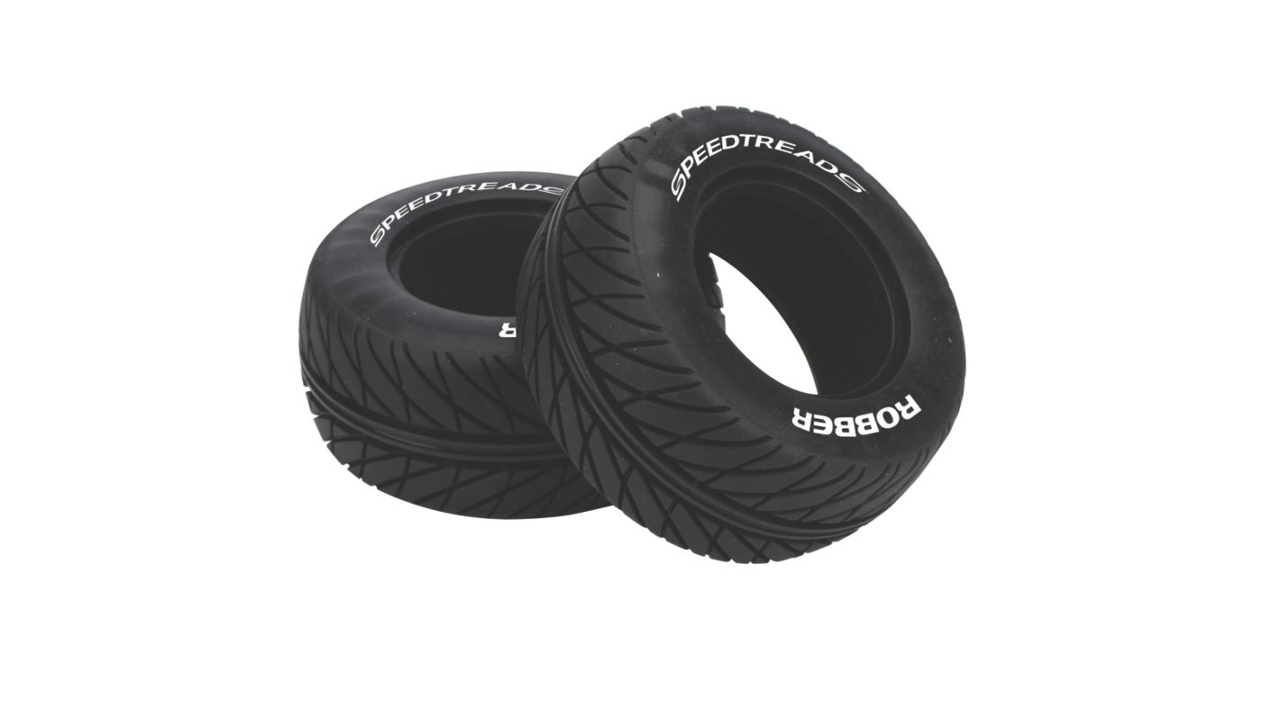 Image for SpeedTreads Robber SC Tires (2) from HorizonHobby