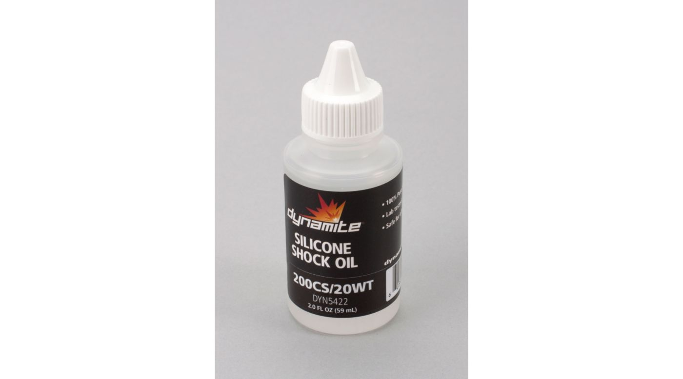Image for Silicone Shock Fluid 200CS, 2oz from HorizonHobby