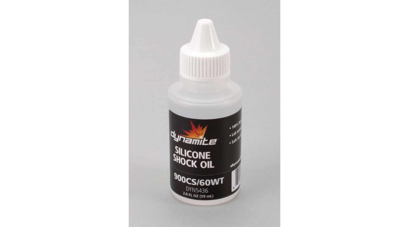 Image for Silicone Shock Fluid 900CS, 2oz from HorizonHobby