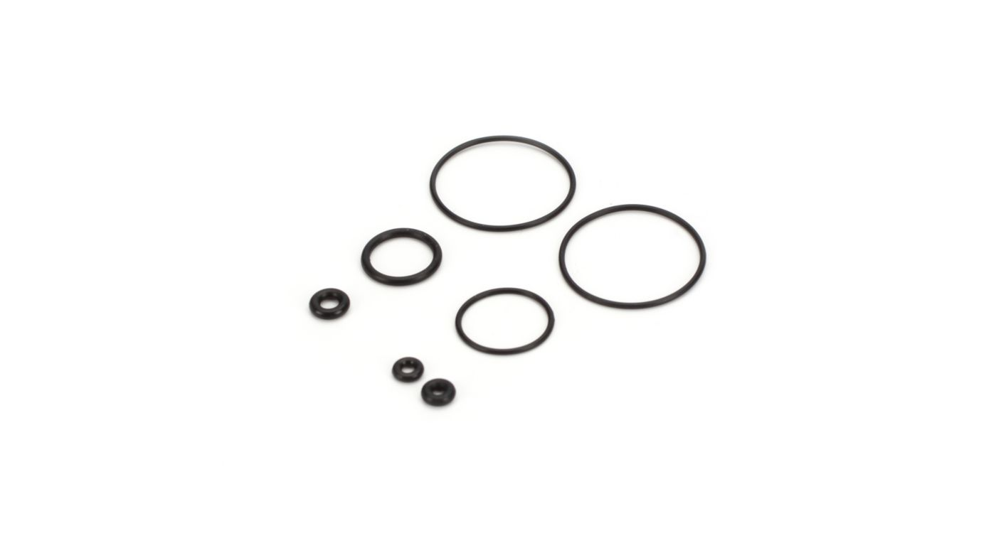 Image for O-Ring Set: DYN .21 from HorizonHobby