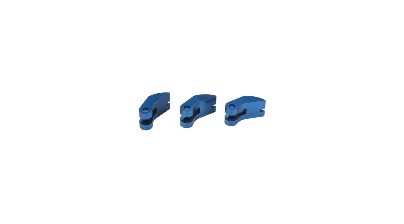 Image for 7075 T-6 Aluminum Clutch Shoe Set from HorizonHobby
