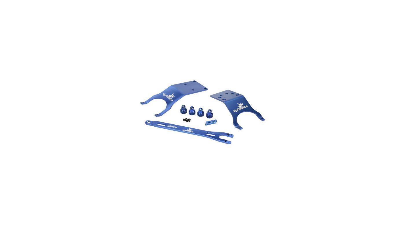 Image for Aluminum Appearance Combo, Blue: SLH from HorizonHobby