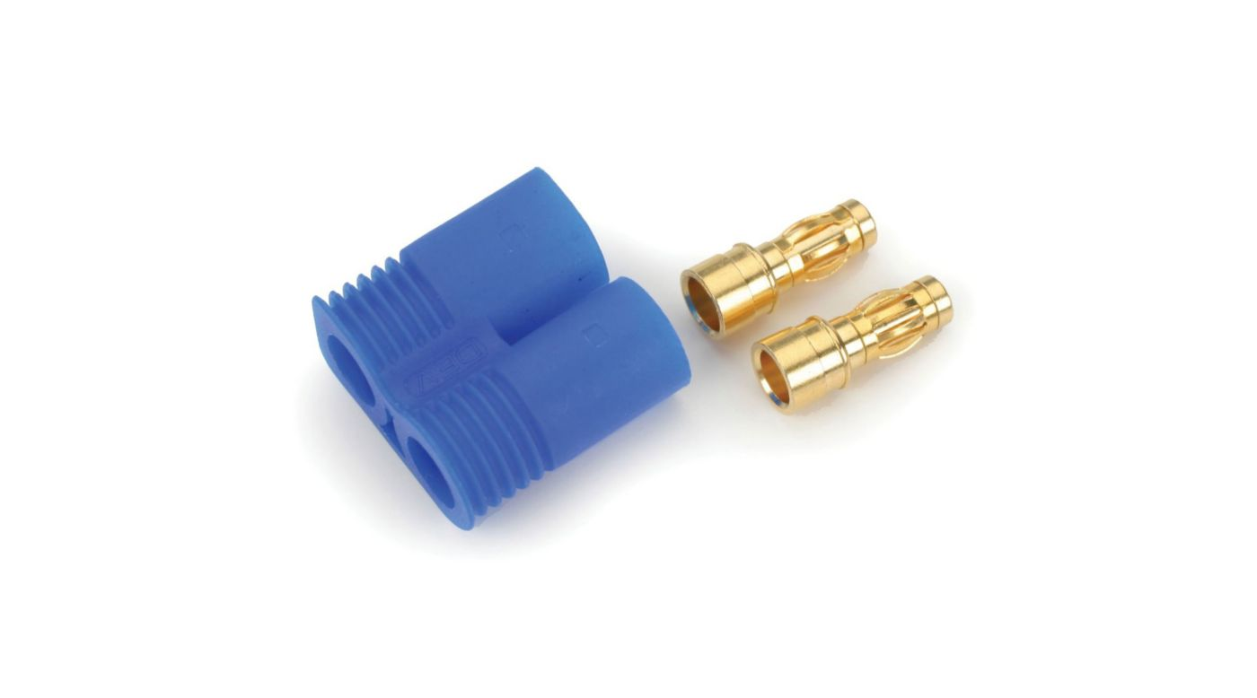 Image for EC3 Device Connector (2) from HorizonHobby