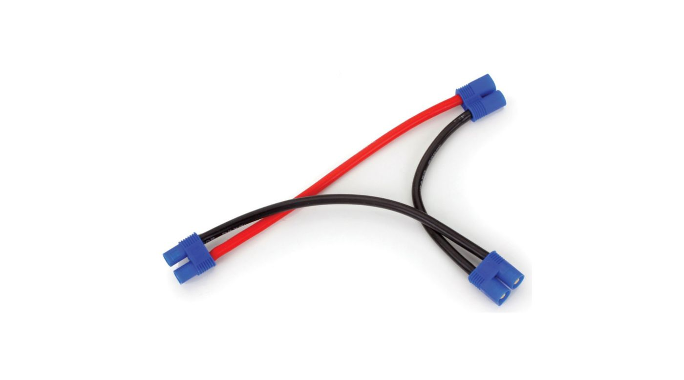 Image for EC3 Battery Series Harness, 13AWG from HorizonHobby