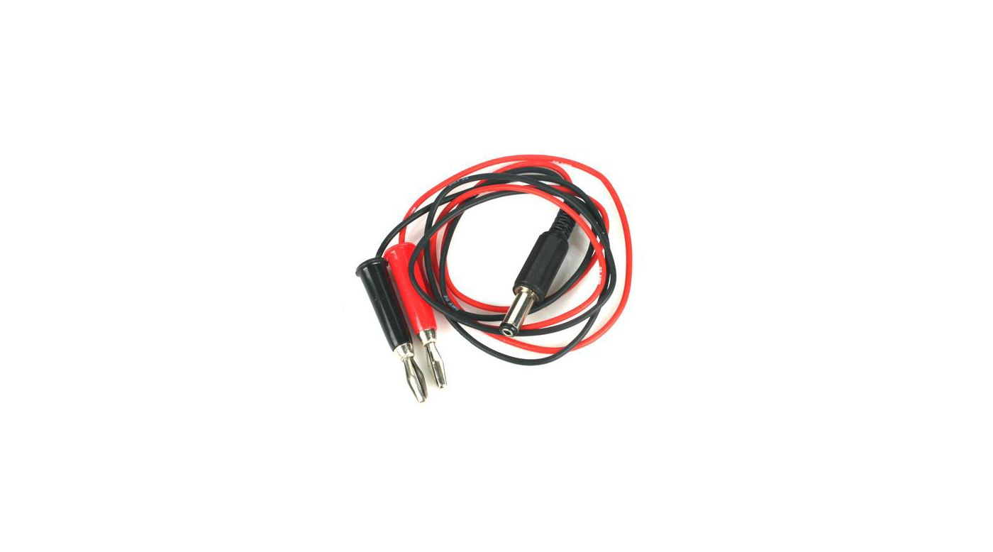 Image for Charger Lead with Transmitter Connector from HorizonHobby