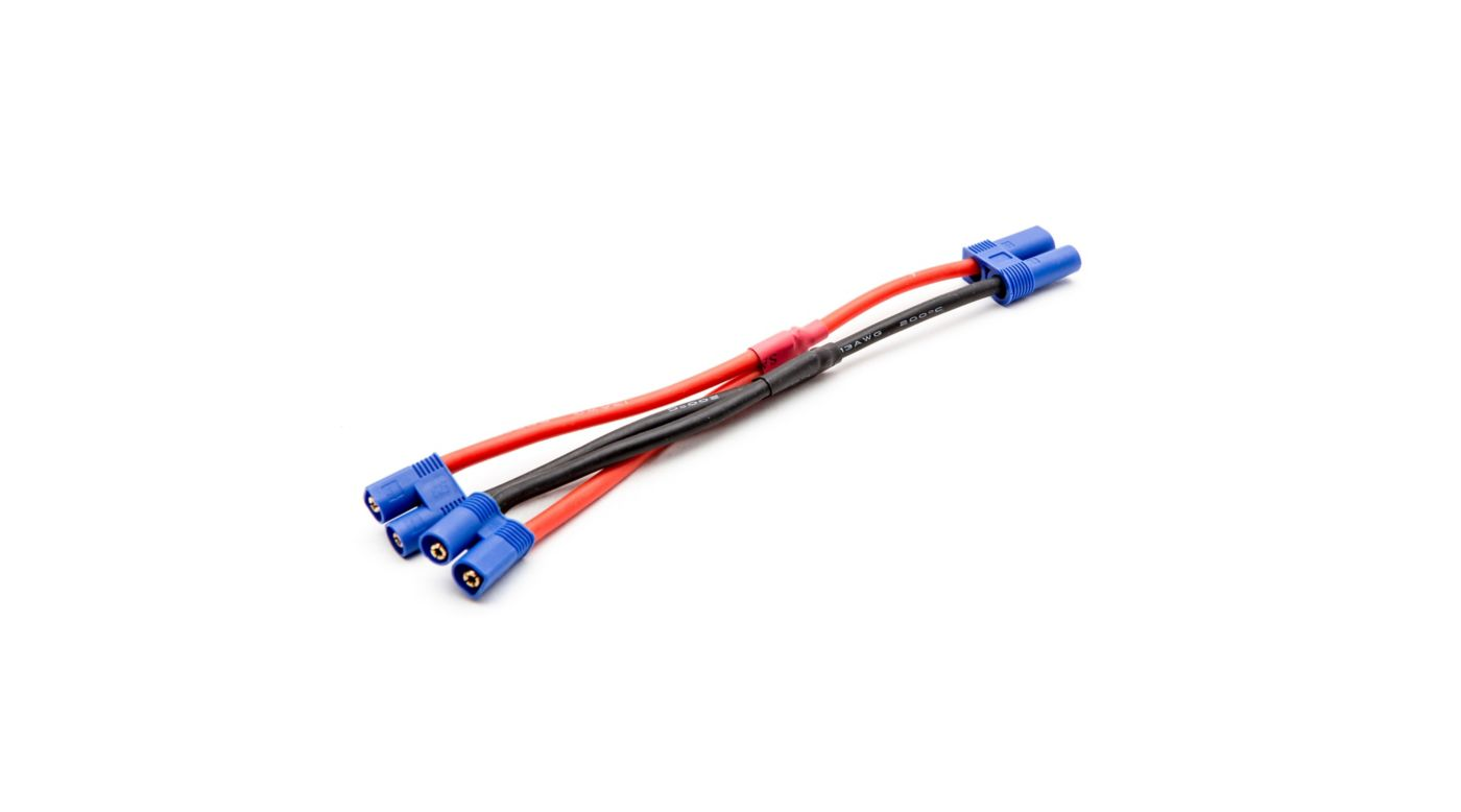 Image for Wire Harness, Parallel Battery: EC3 to EC5 from HorizonHobby