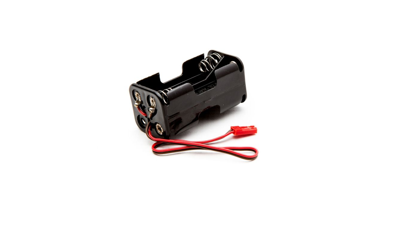 Image for Battery Case with BEC Connector from HorizonHobby