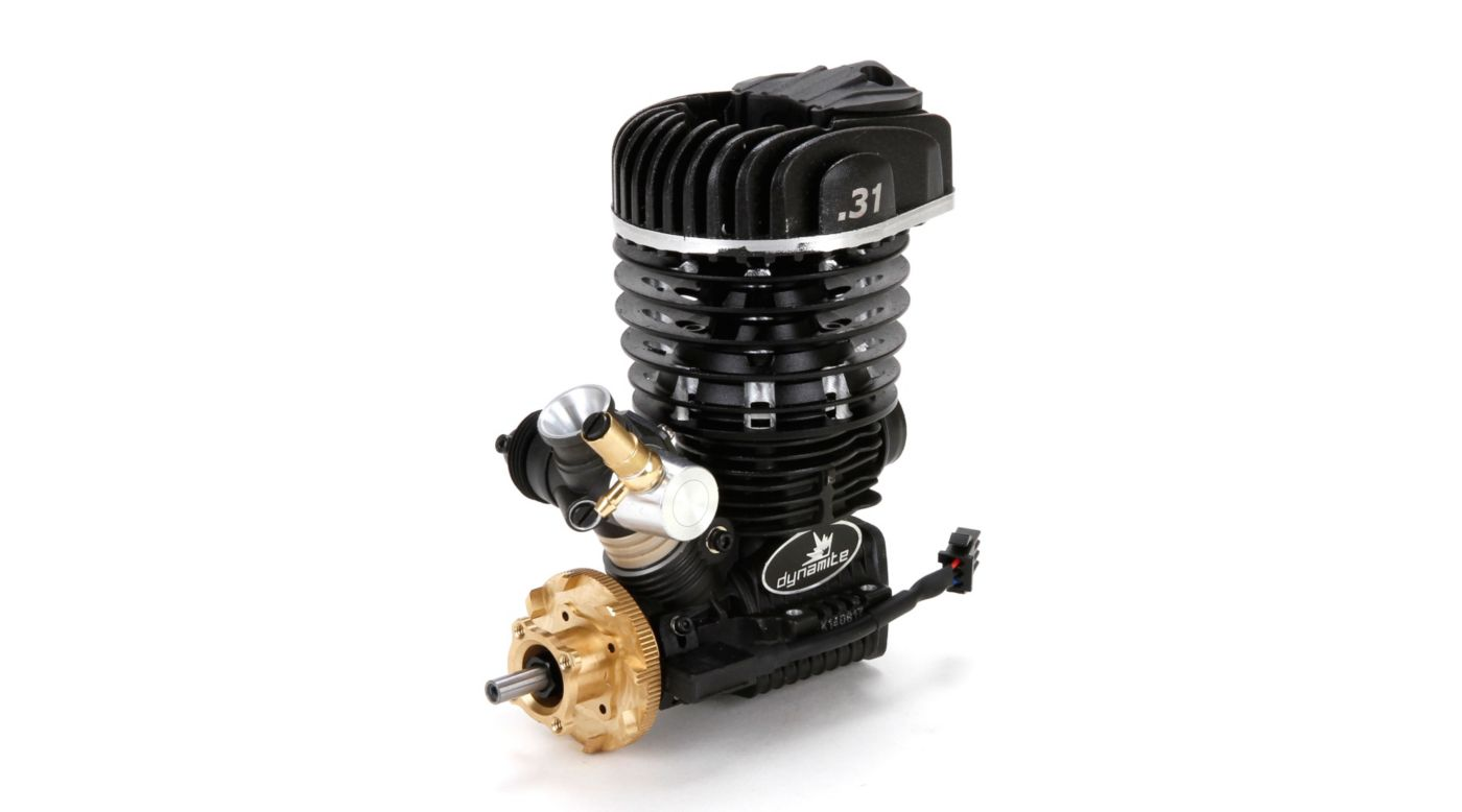 Image for .31 Gas Engine (5.1cc): 8B, 8T from HorizonHobby