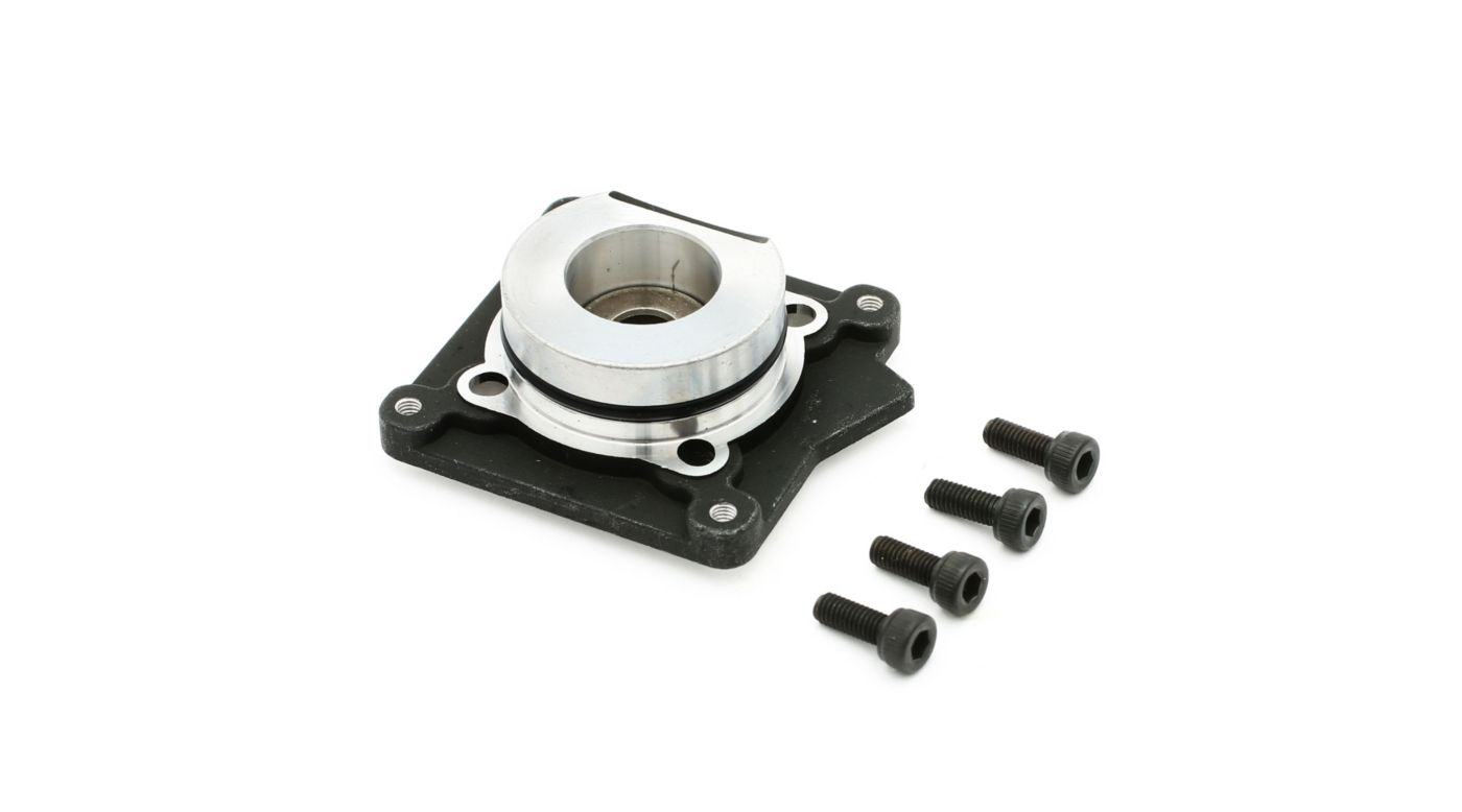 Image for Backplate with O-Ring, Screws: .31 from HorizonHobby