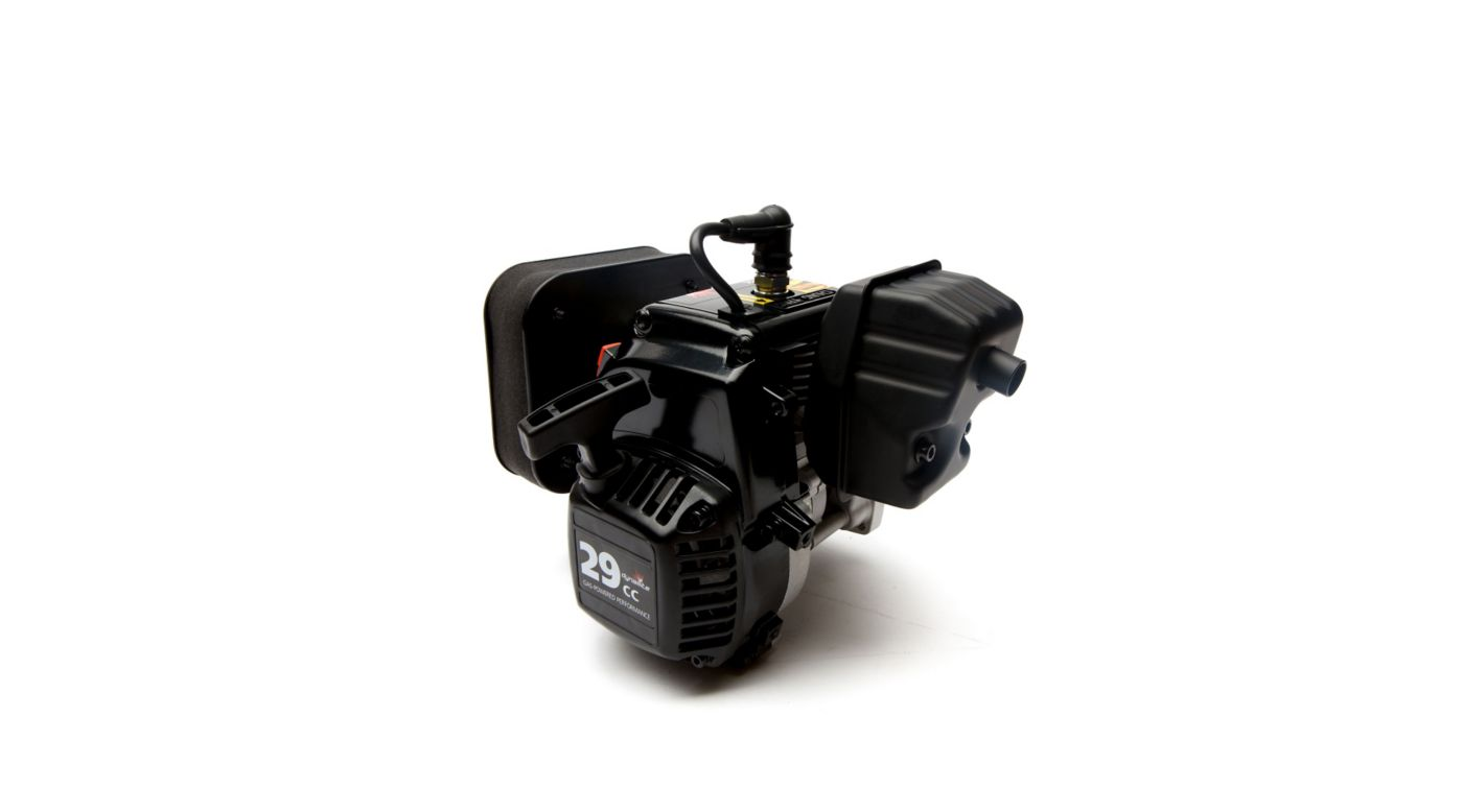 Image for F29 4-Bolt 29cc Engine w Carb & Air Cleaner from HorizonHobby