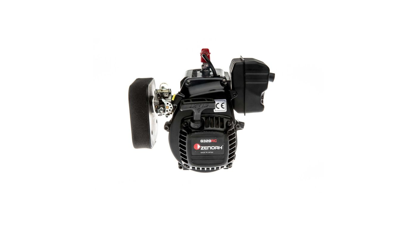 Image for Zenoah G320 with air filter clutch: 5IVE-T 2.0 from HorizonHobby